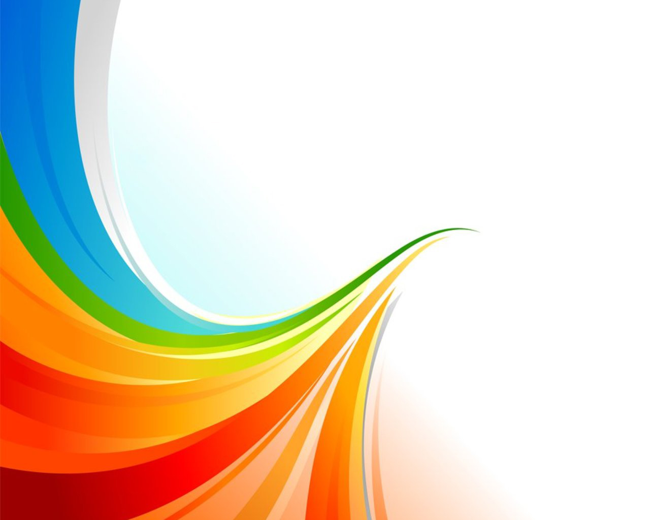 Abstract Light Color Wallpaper