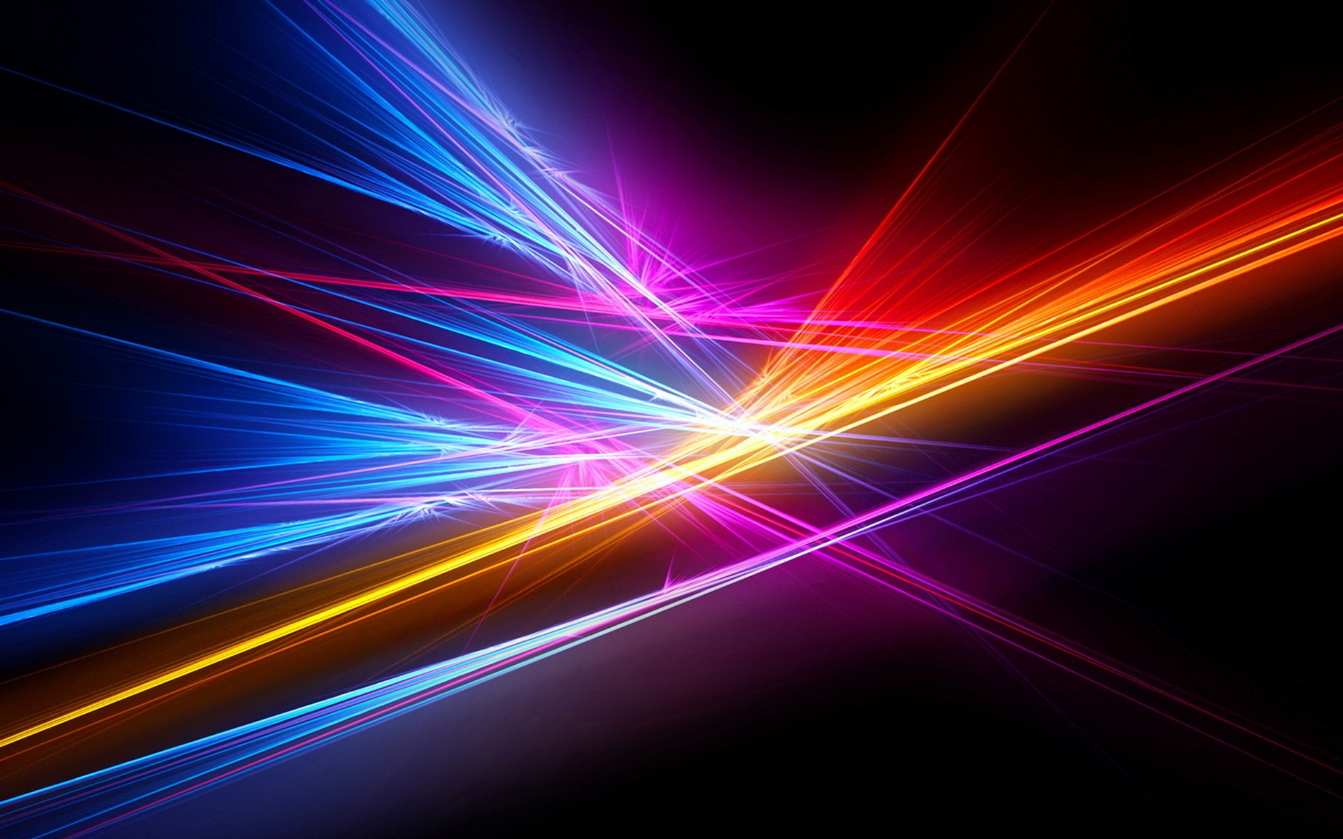 Collection of Abstract Lights Wallpaper on HDWallpapers