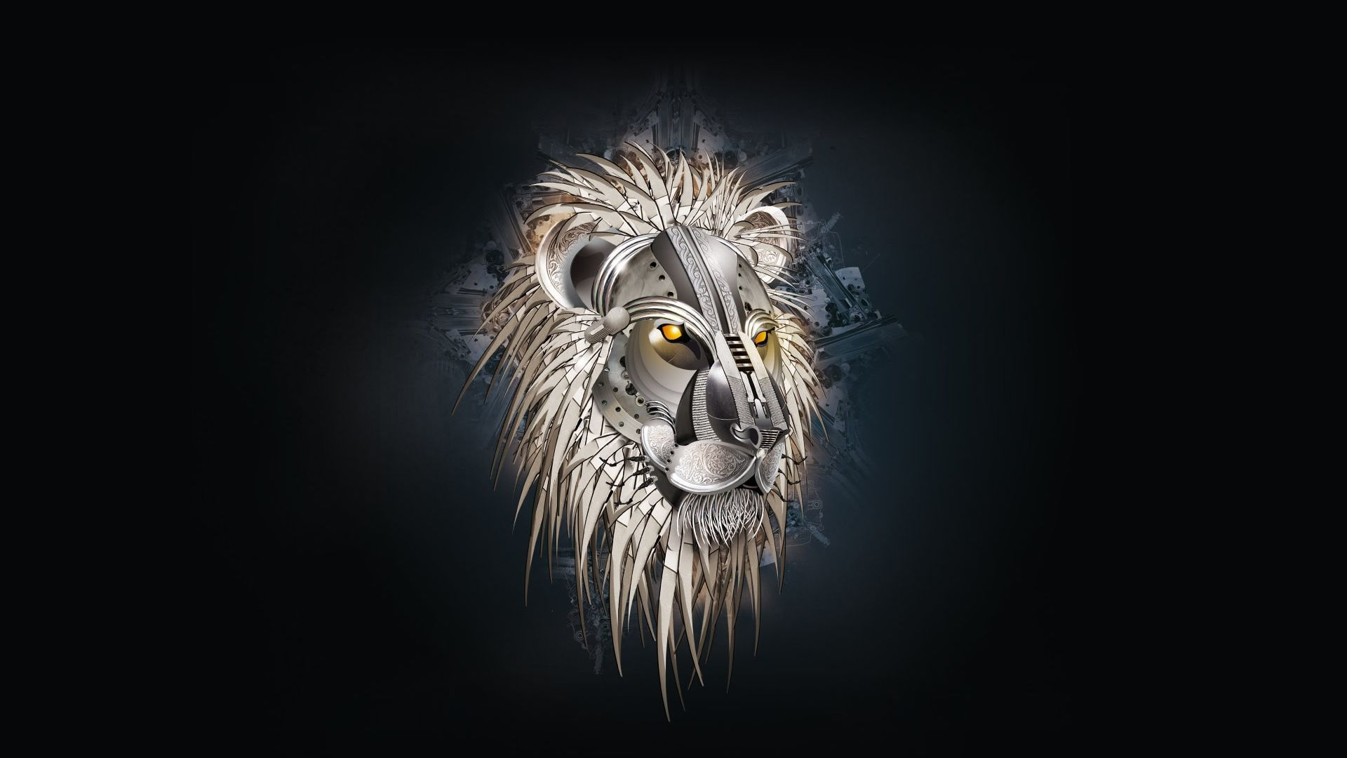 HD Lion Wallpapers Group (83+)