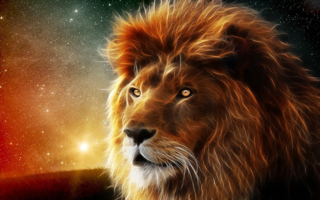 Cool Lion Wallpapers Group (82+)