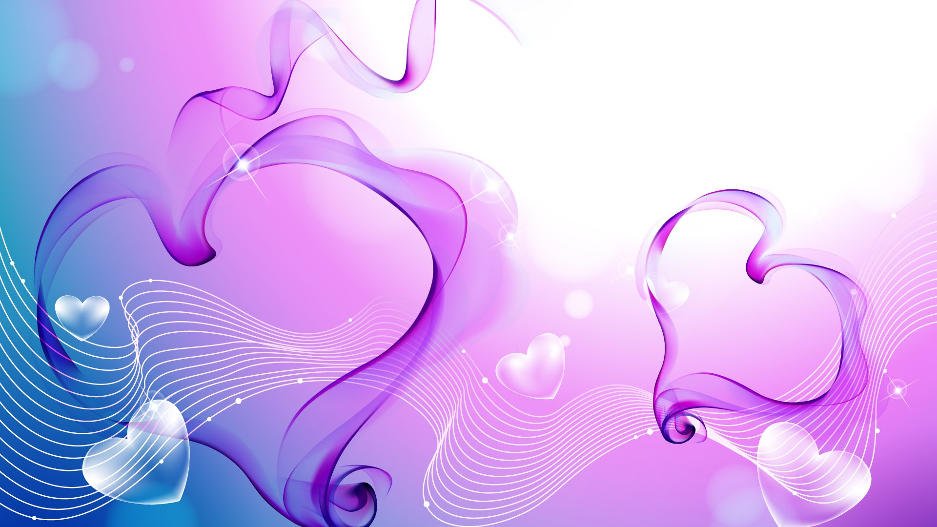Abstract Love Wallpapers #7041193