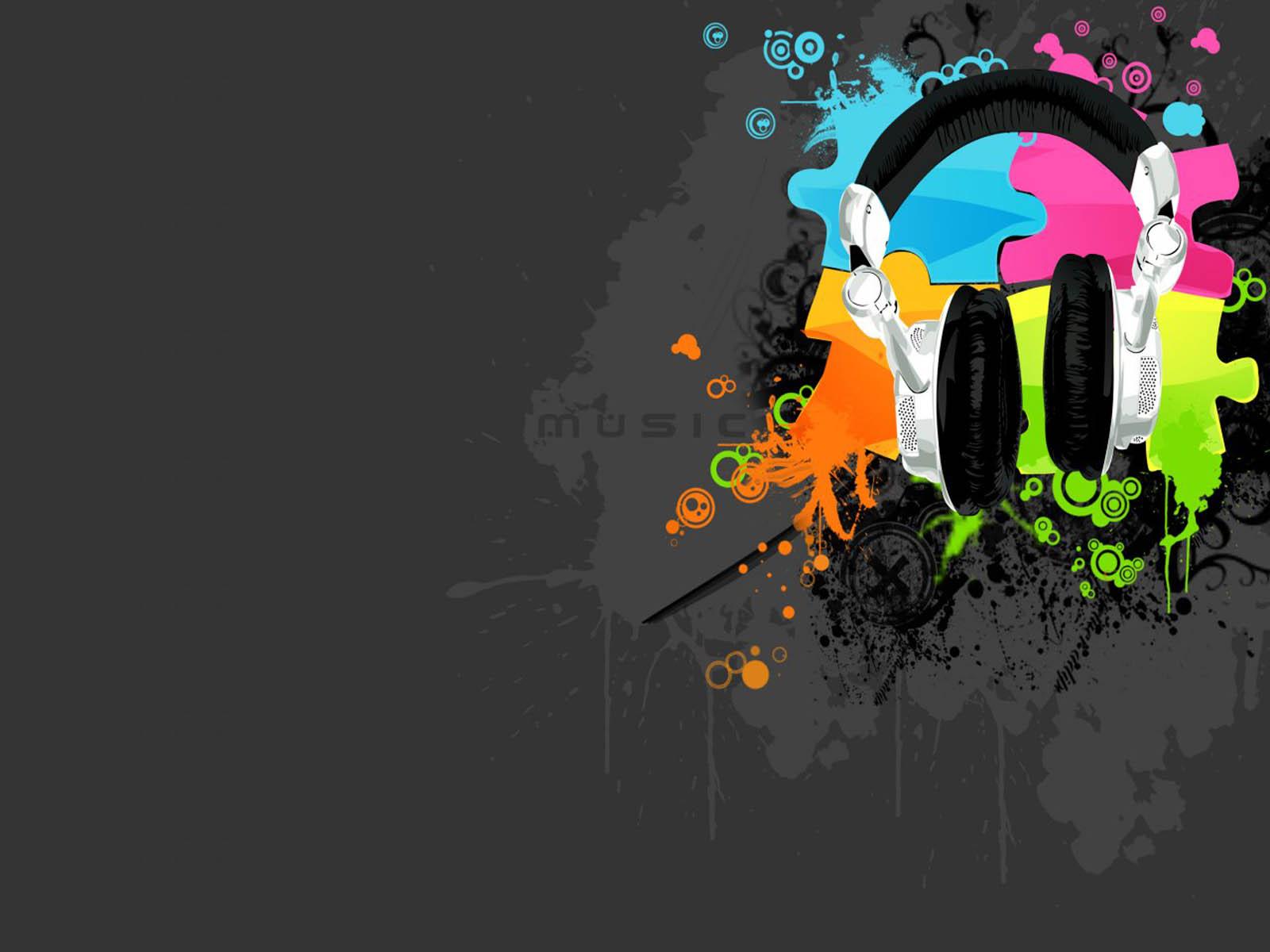 Abstract Music Wallpaper Desktop - Scerbos com