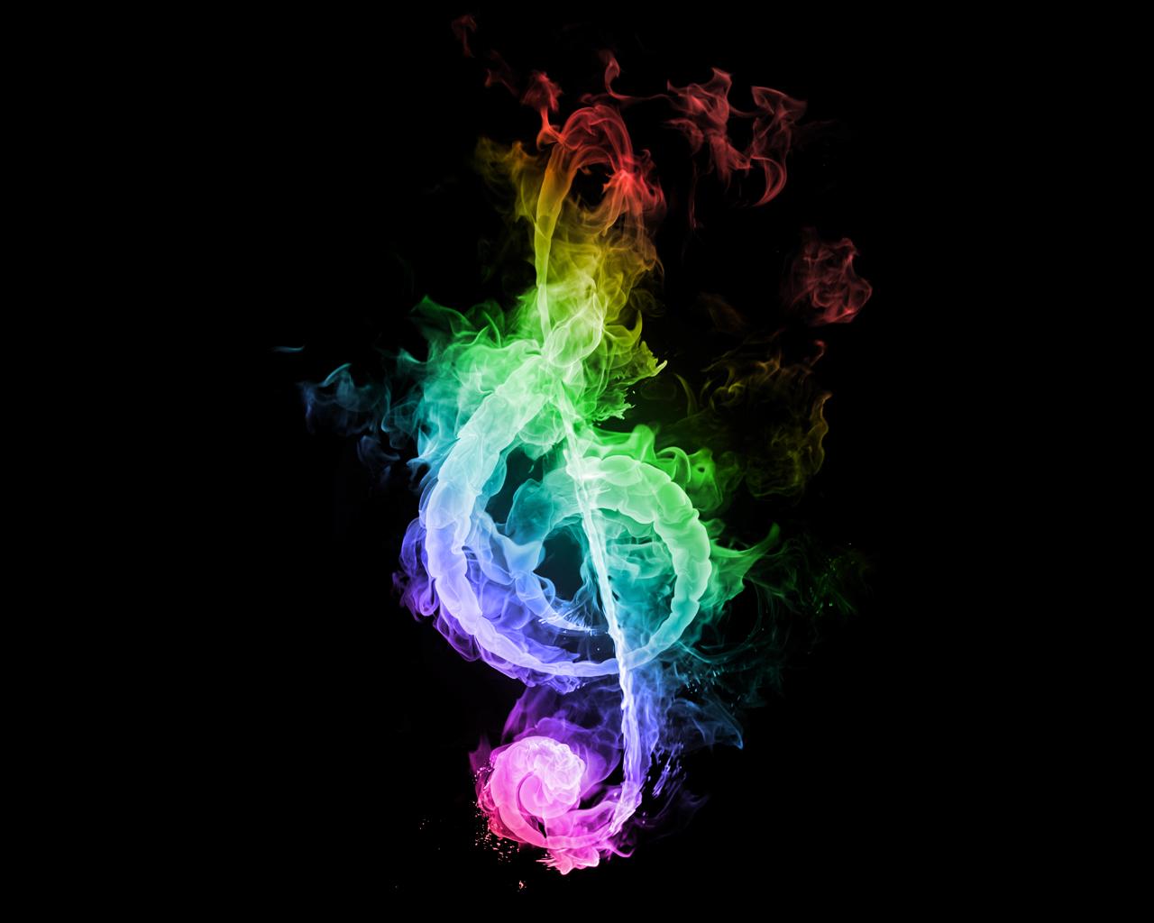 Music Abstract Wallpaper - WallpaperSafari