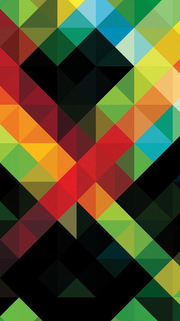 abstract phone wallpaper #14