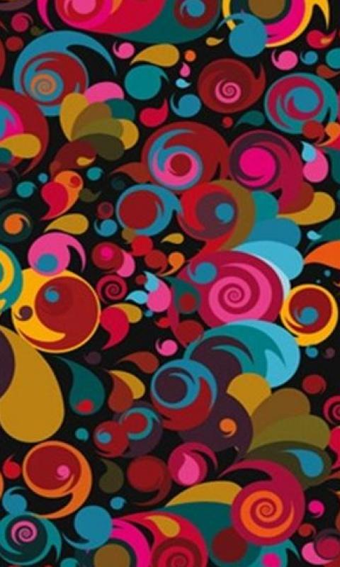 abstract phone wallpaper #23