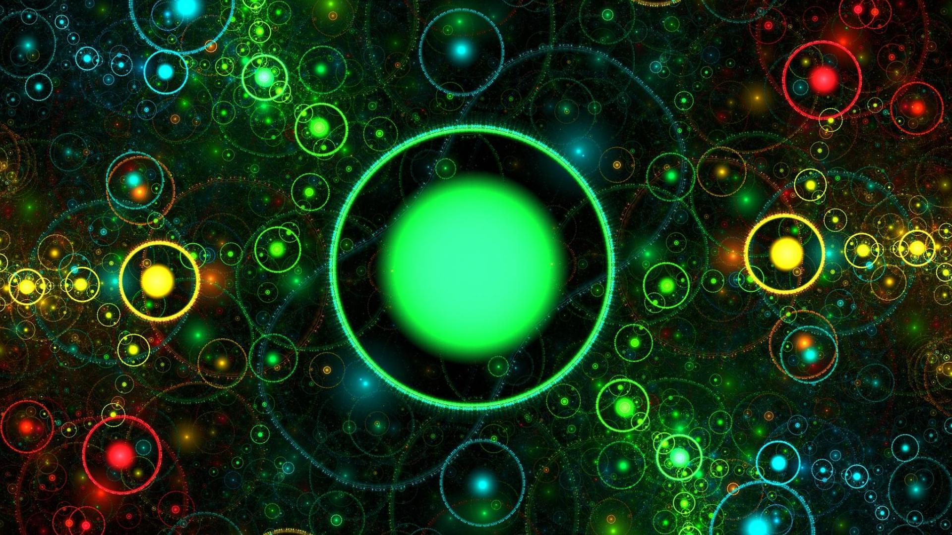 Abstract Space Wallpaper HD | PixelsTalk Net