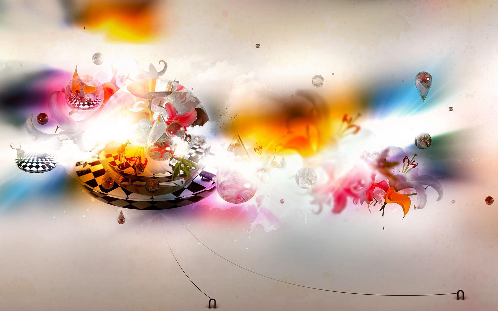 Abstract Wallpaper For Desktop