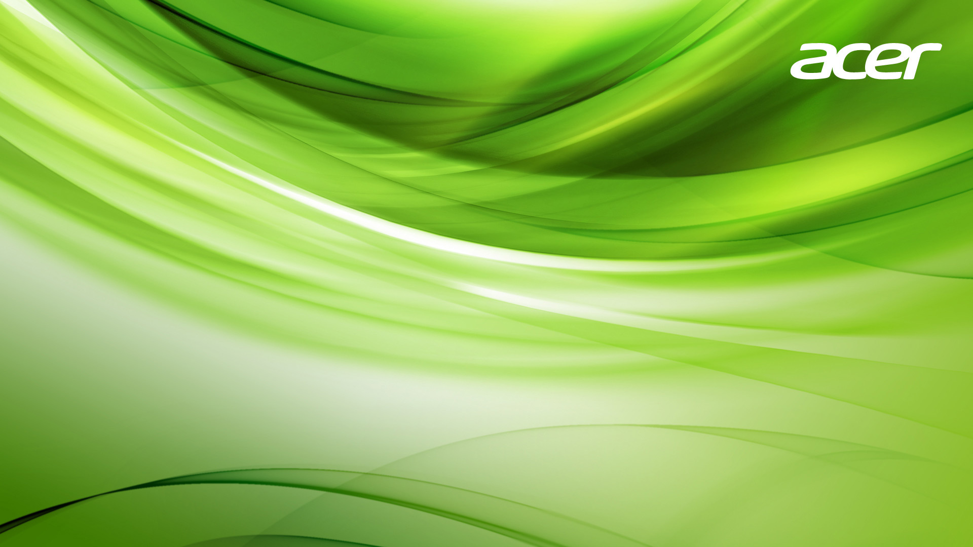 acer desktop wallpaper green | HD Wallpapers