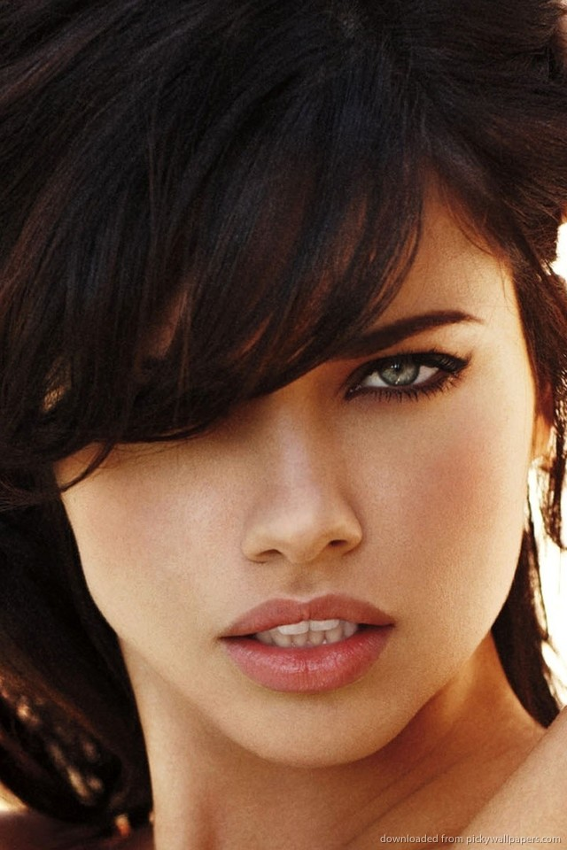 Adriana Lima Iphone Wallpaper Sf Wallpaper