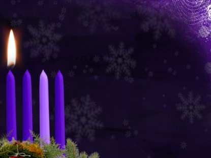 Advent Candle Motion Week 1 | Vertical Hold Media | WorshipHouse Media