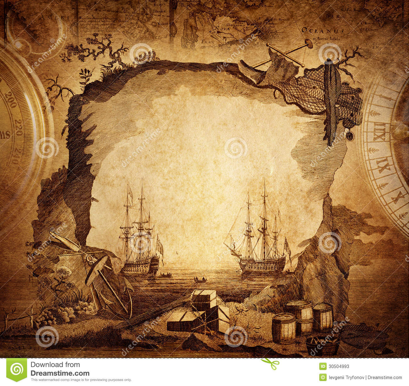 Adventure Background Royalty Free Stock Photo - Image: 6984605