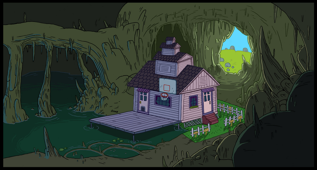 Adventure Time Backgrounds, Season One | Flickr