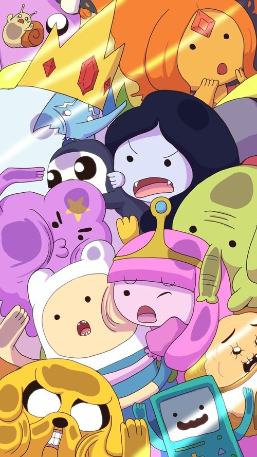 1000+ ideas about Adventure Time Wallpaper on Pinterest