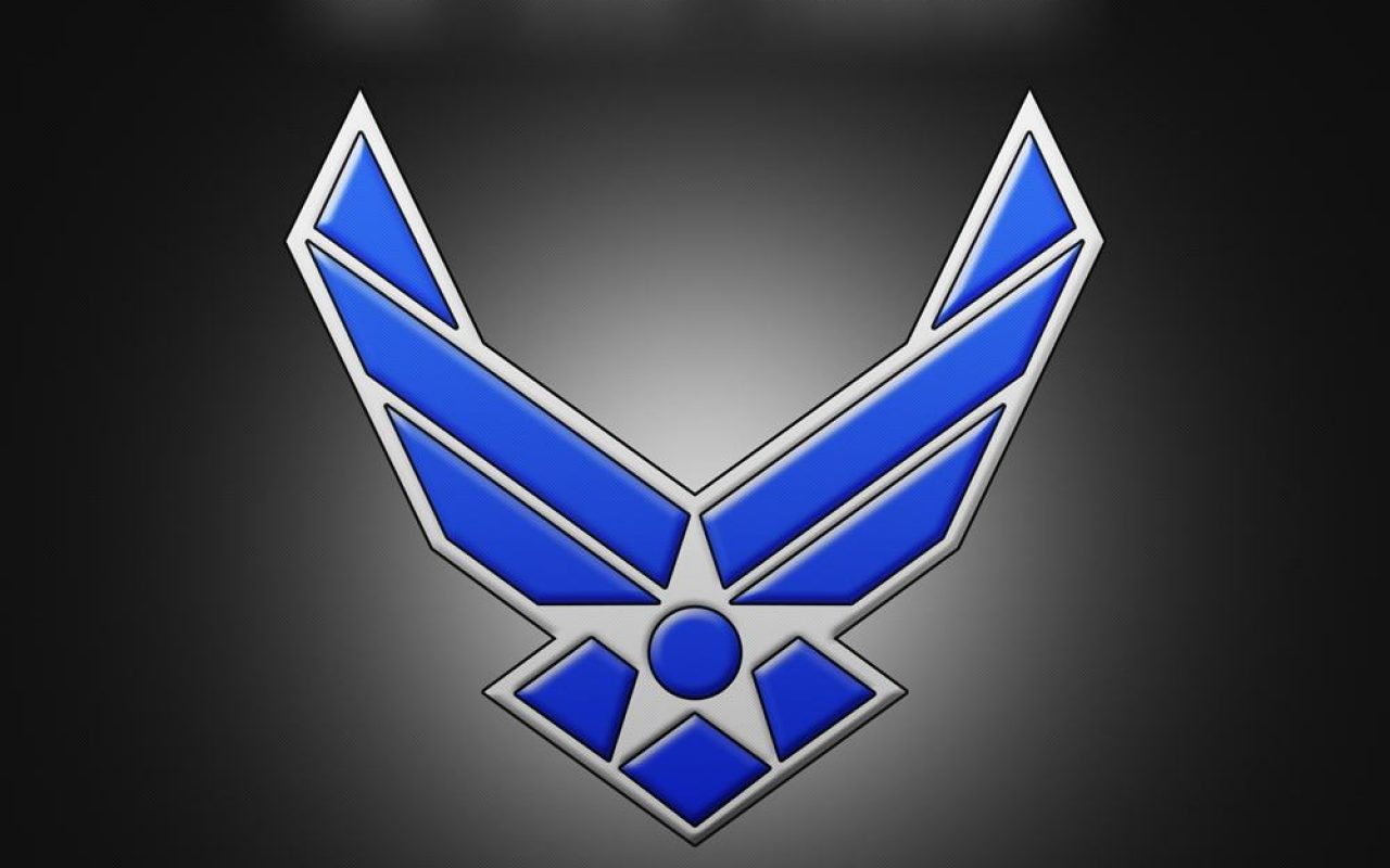 Air Force Logo Wallpaper Hd | HD Wallpapers