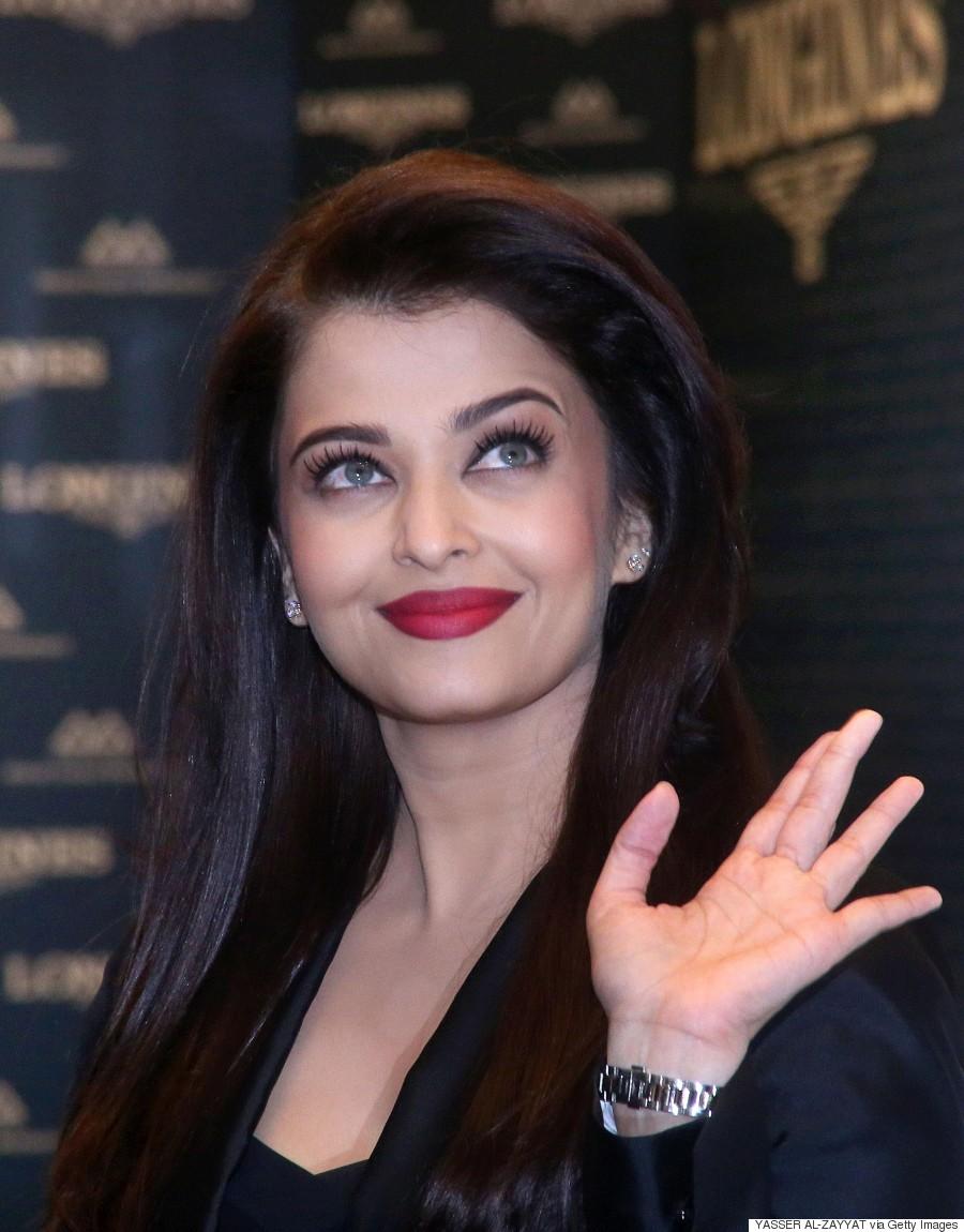 Aishwarya Rai Nails Her Beauty Look