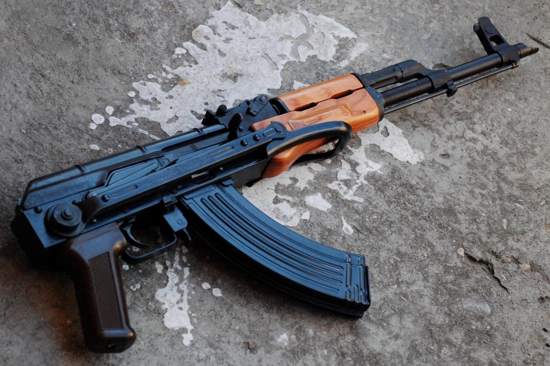 Ak 47 Guns Wallpapers Sf Wallpaper