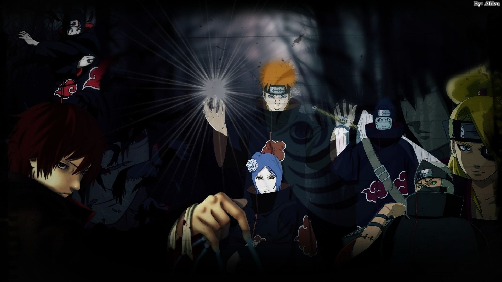 Akatsuki Wallpapers HD - Wallpaper Cave