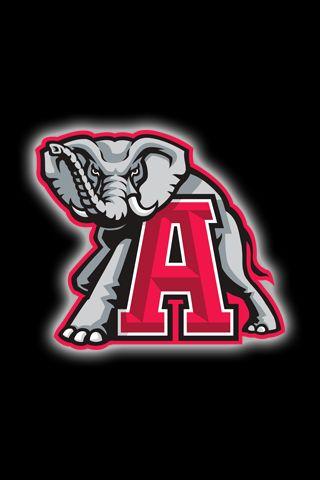 Free Alabama Logo Download | Free Alabama Crimson Tide iPhone
