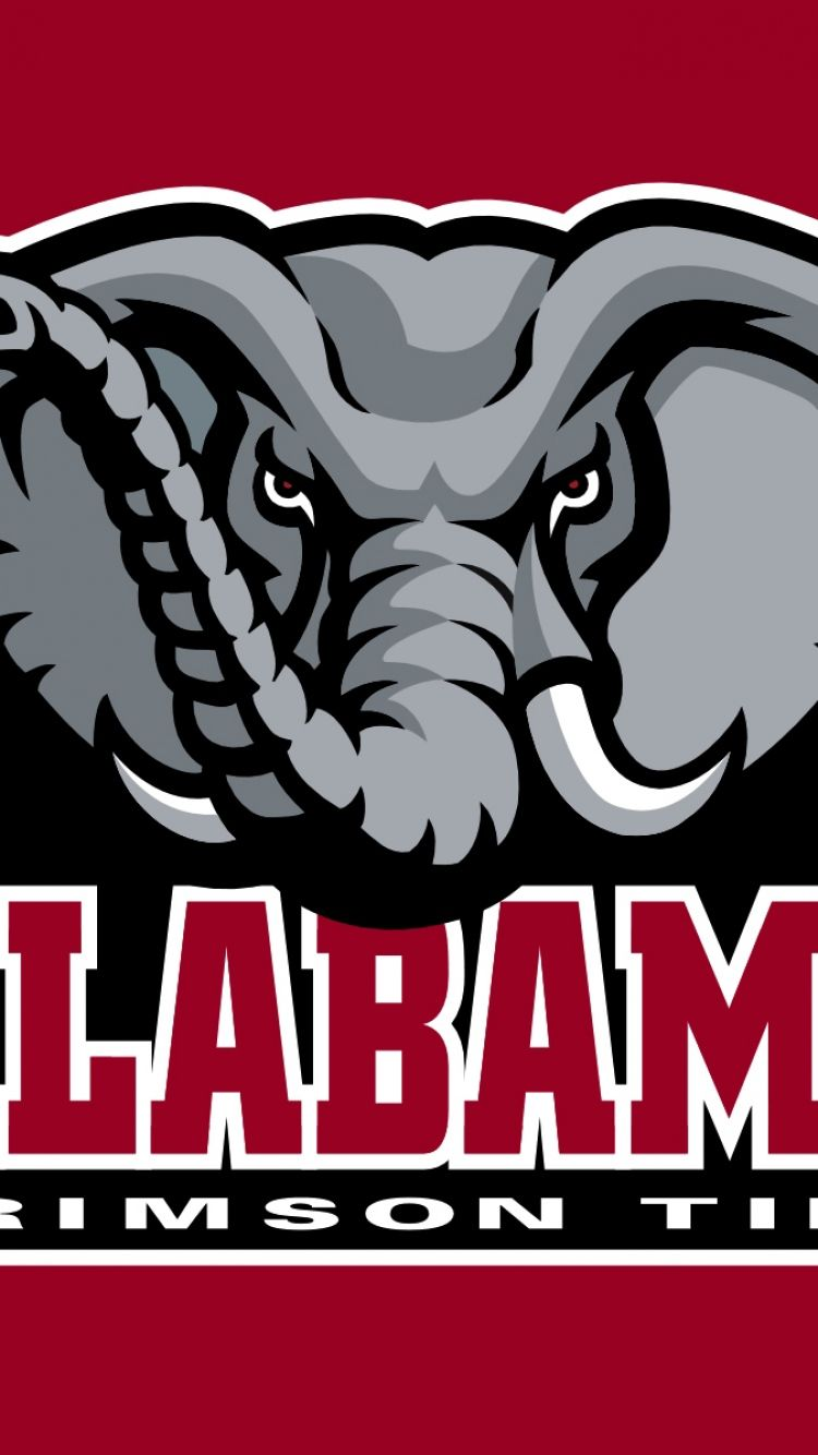 Alabama Crimson Tide Logo Wallpapers Group (47+)
