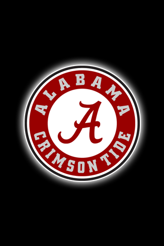 Free Alabama Crimson Tide iPhone & iPod Touch Wallpapers