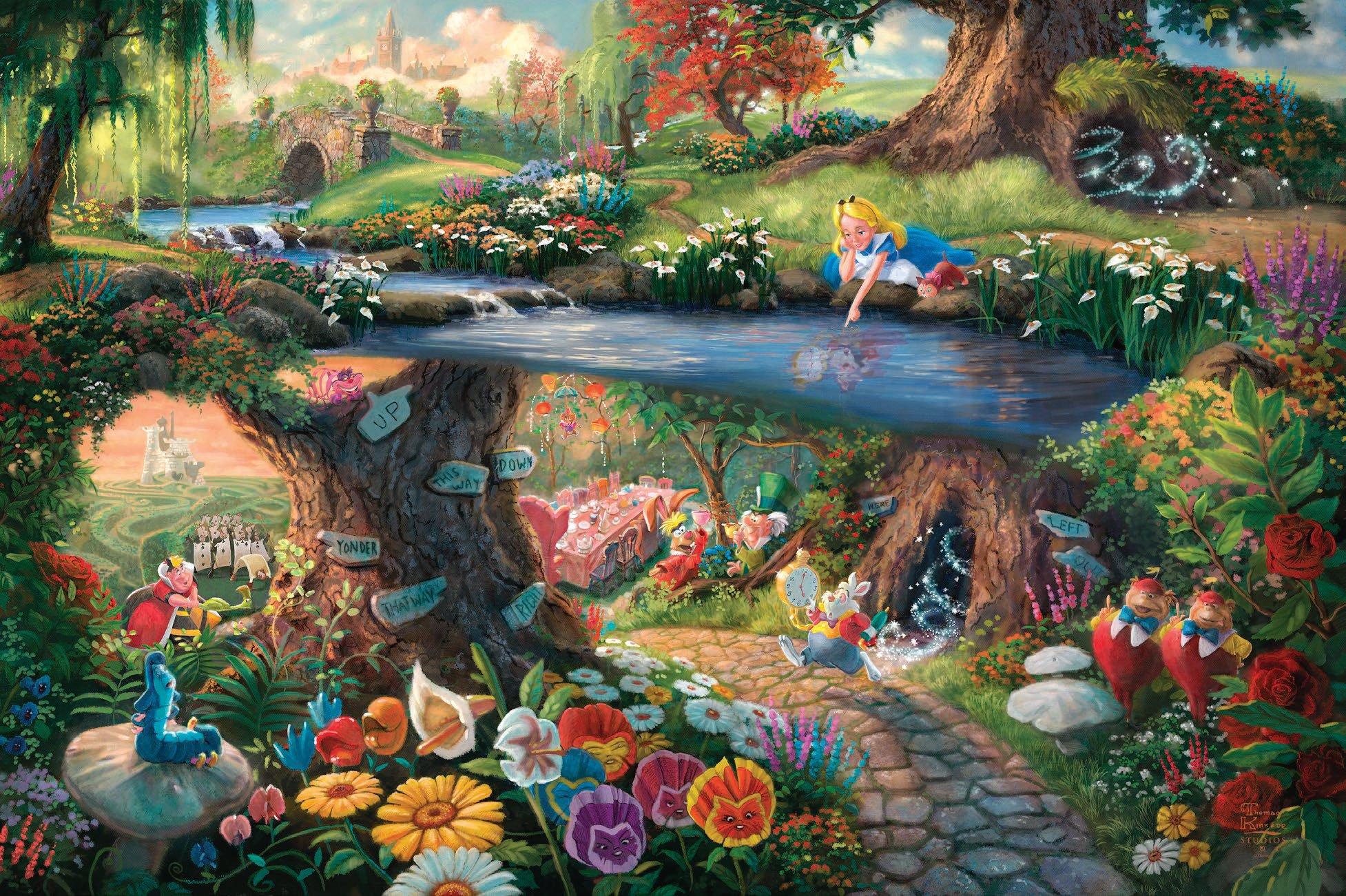 alice in wonderland desktop backgrounds #4