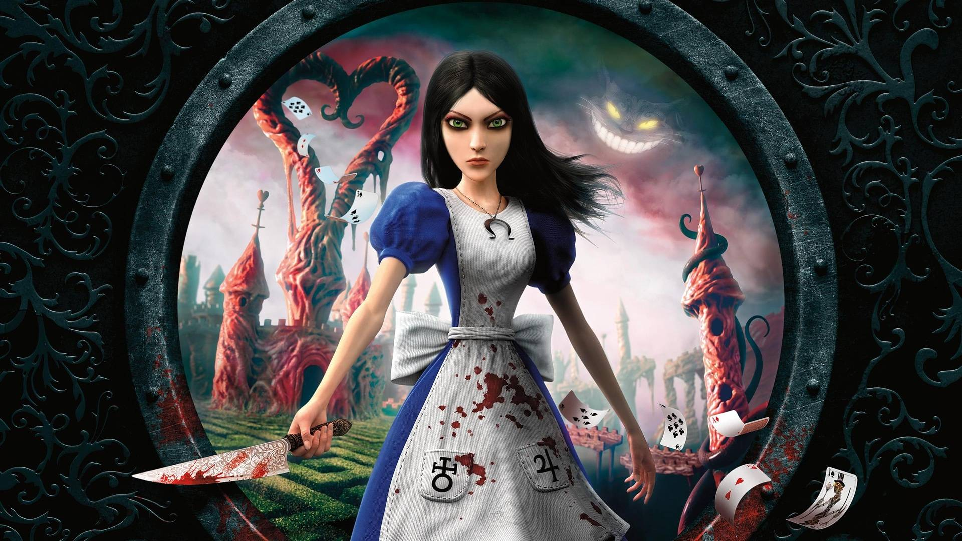 Alice Madness Returns Wallpapers in full 1080P HD « GamingBolt com