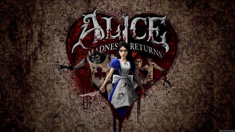 Alice Madness Returns Wallpaper - MentalMars