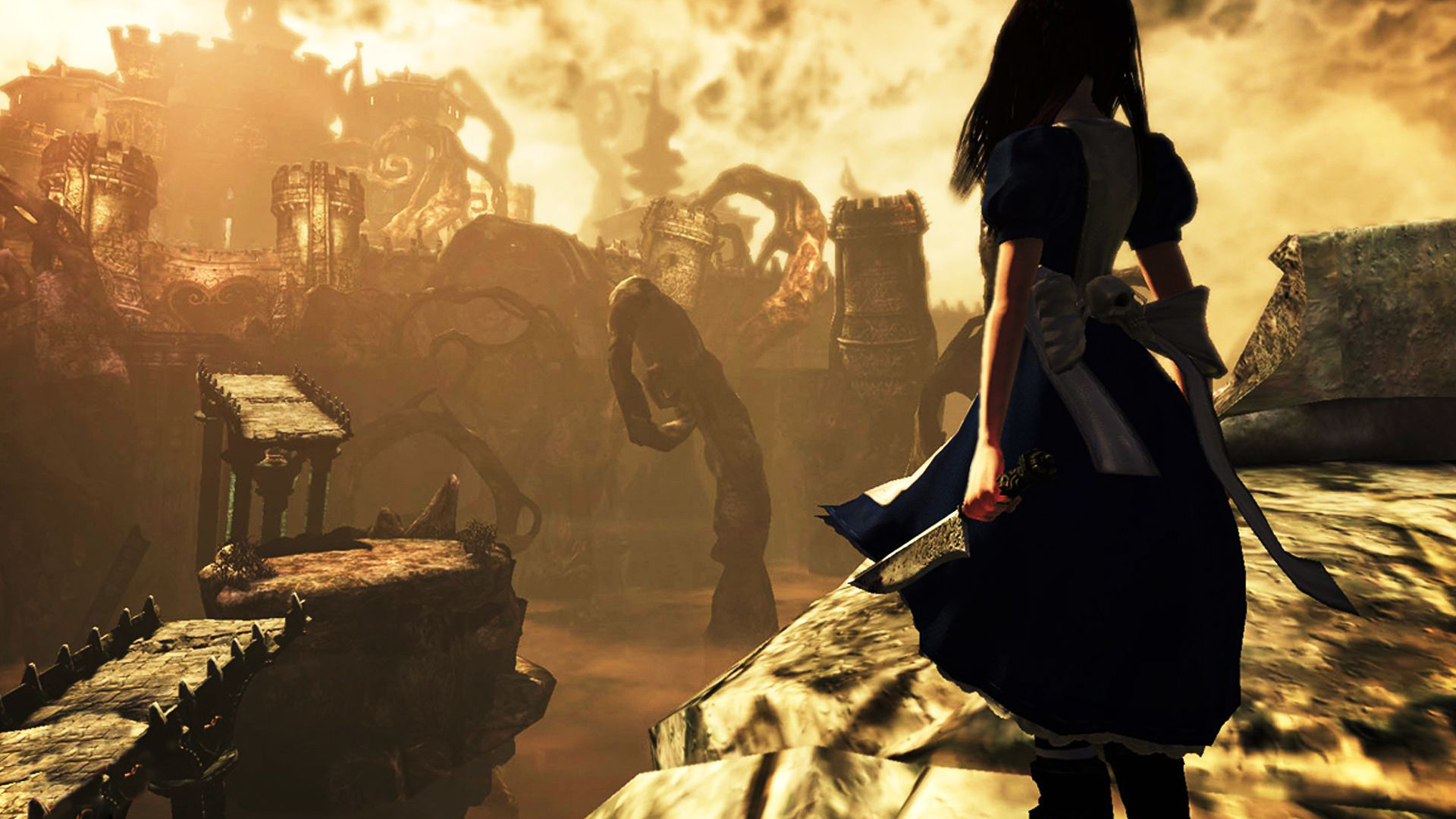 30 Cute Alice Madness Returns Wallpapers in High Quality, Jowita
