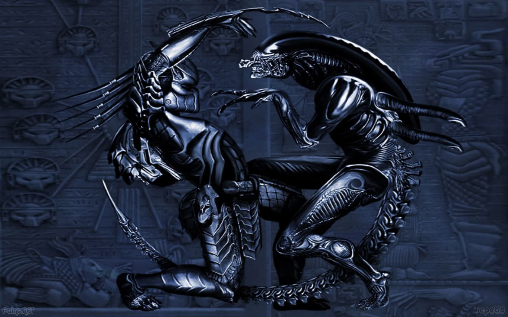 8 Alien Vs Predator HD Wallpapers