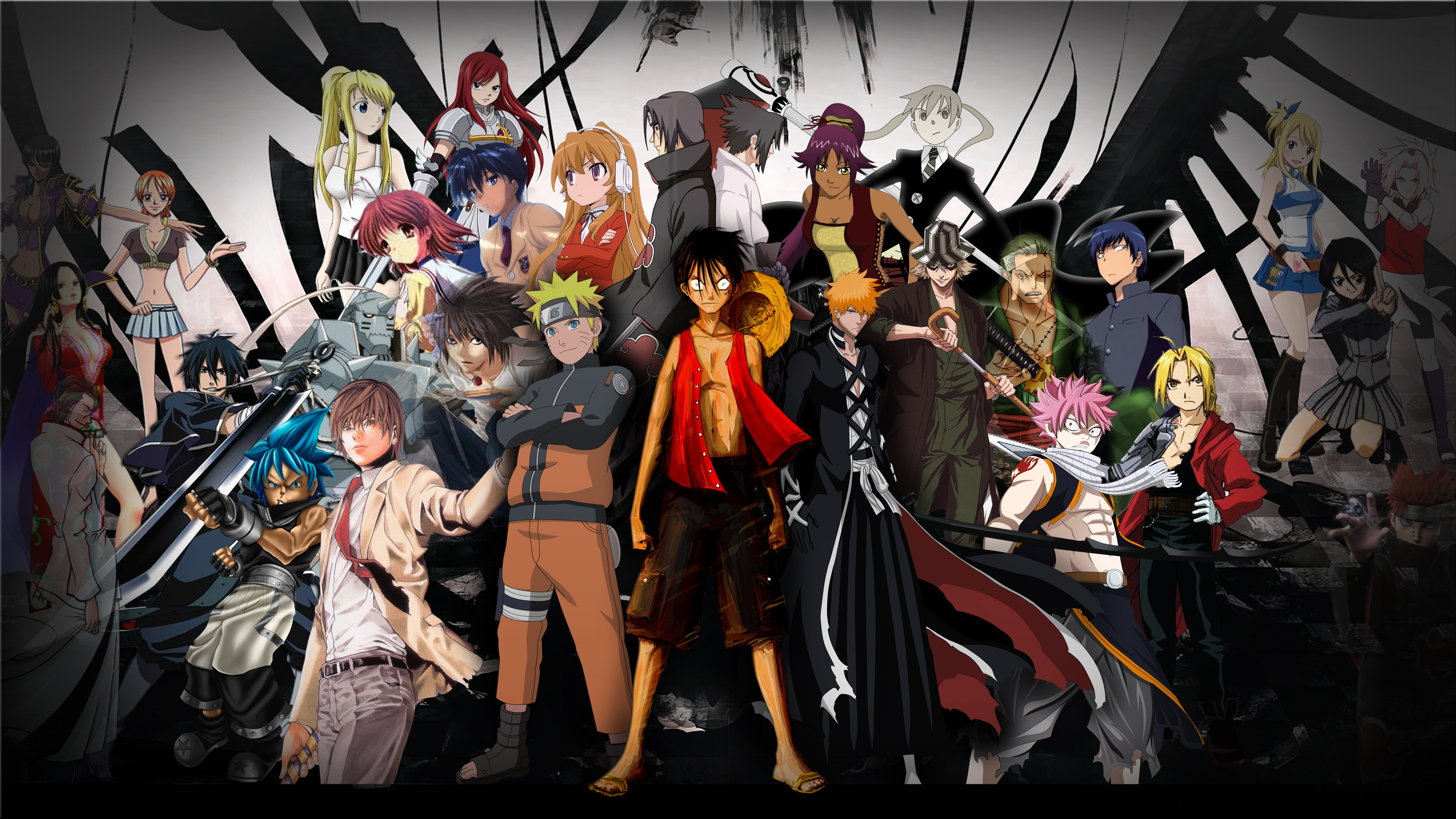 68 all anime characters wallpaper Pictures