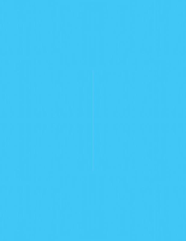 43 units of Sky Blue Wallpaper