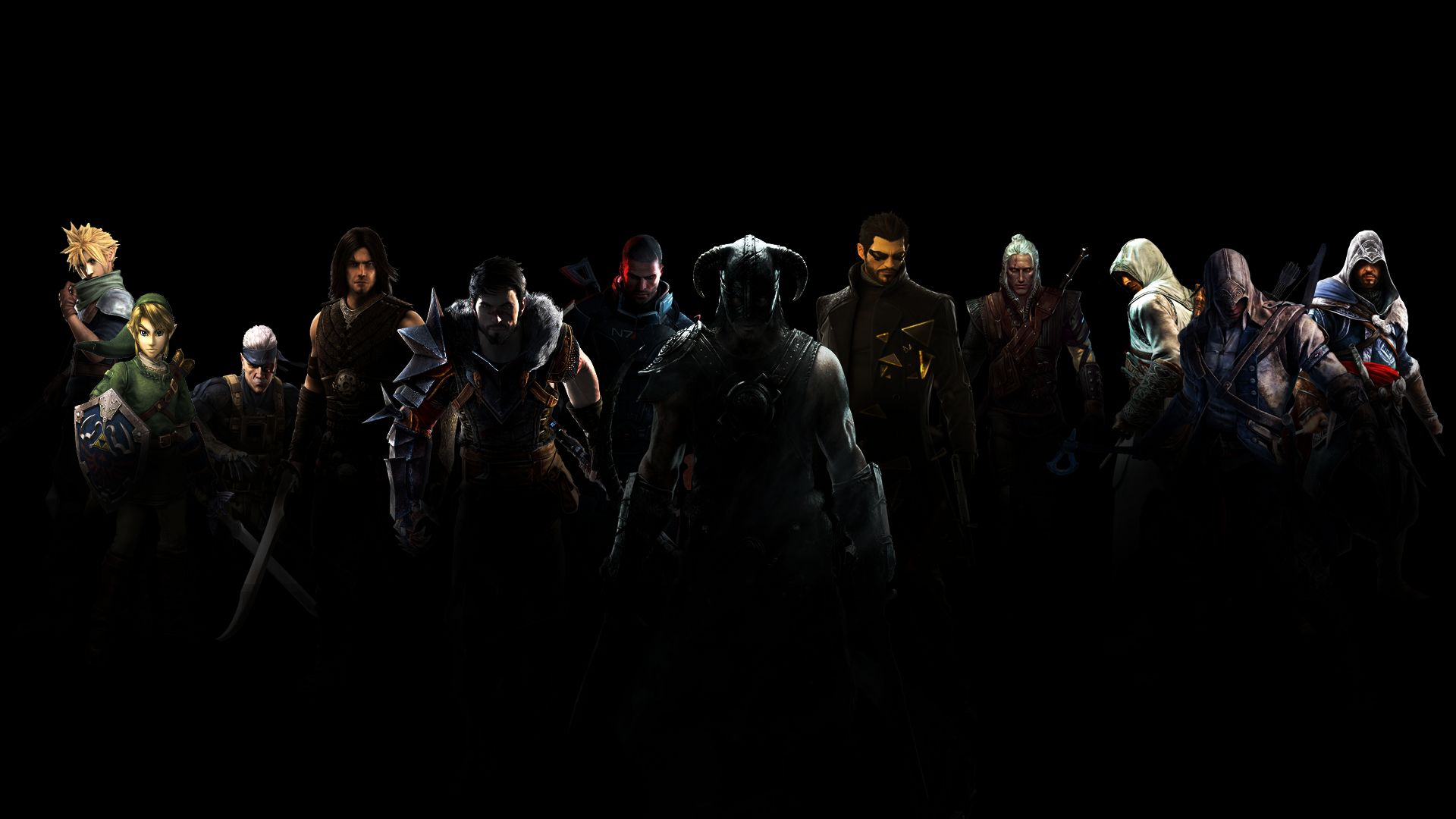 Collection of All Games Wallpapers on HDWallpapers