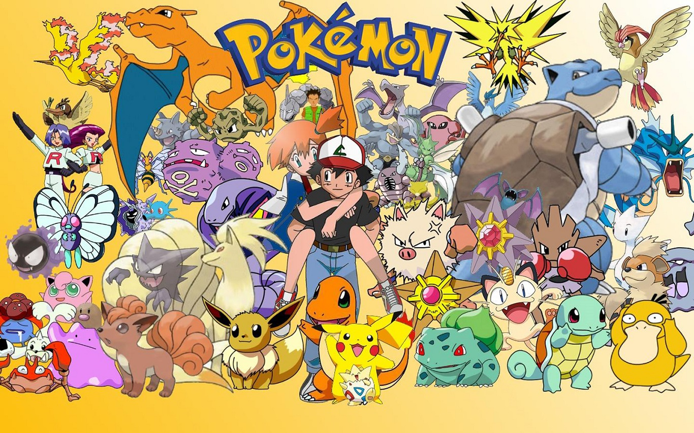 Pokemon Wallpaper - HD Wallpapers Backgrounds of Your Choice