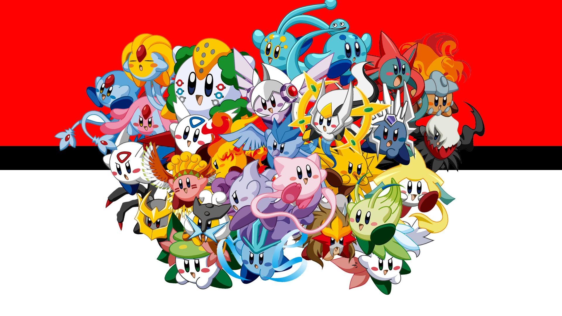 What are your favorite Pokemon wallpapers? : pokemon