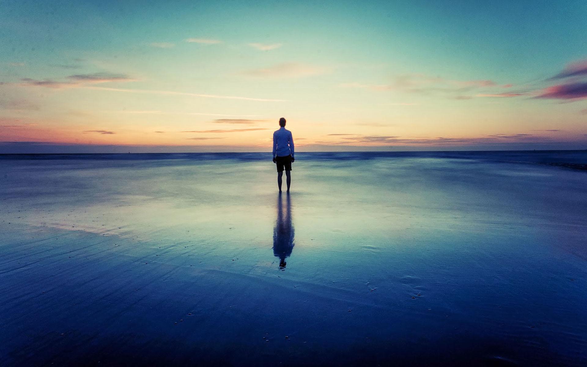 Heart Touching Sad Boy Wallpaper | Alone Boy Sad Images