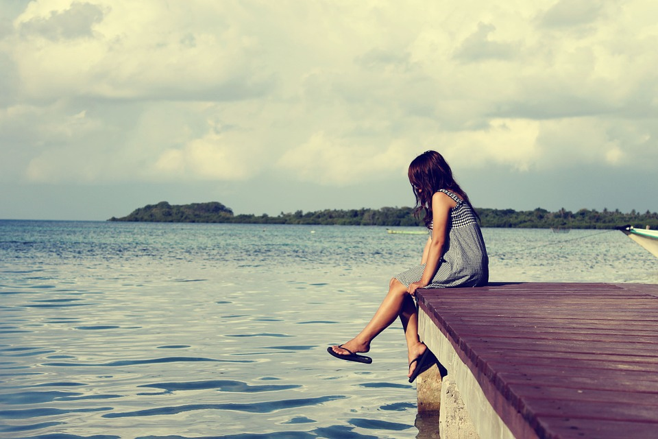 Alone, Woman - Free images on Pixabay