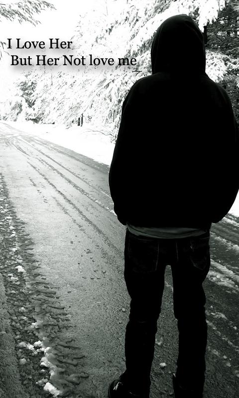Alone Boy HD Wallpaper - WallpaperSafari