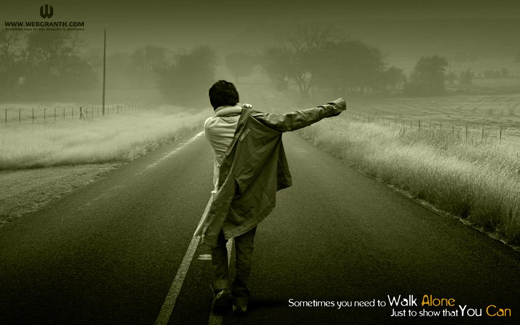 Sad Alone Wallpaper HD - WallpaperSafari