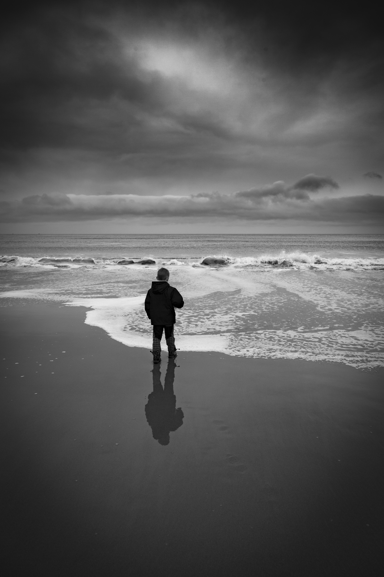 Alone Boy Free Stock Photo - Public Domain Pictures