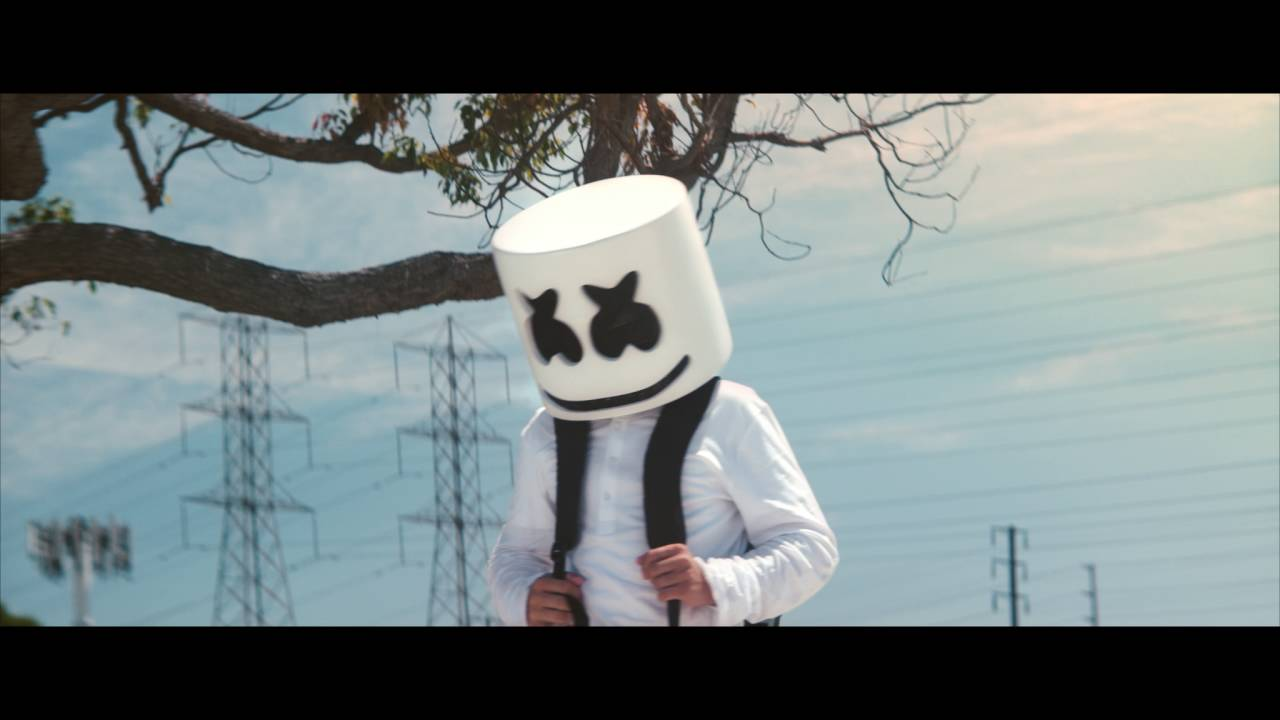 Marshmello - Alone (Official Music Video) - YouTube