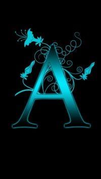 A Alphabet Wallpaper For Mobile   Typing 101   Pinterest