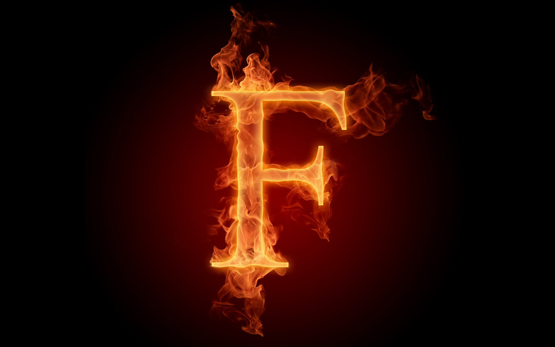 1000+ images about FIRE ALPHABET on Pinterest | Wood letters