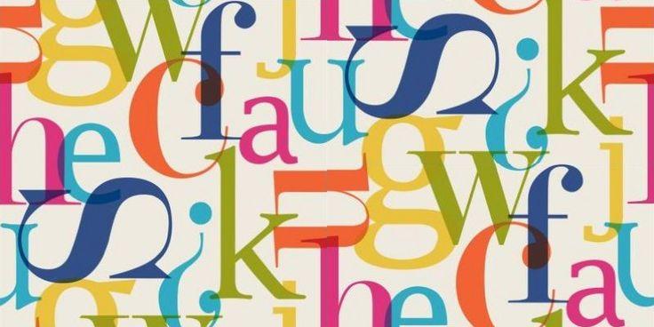 Alphabet Wallpaper Page 1