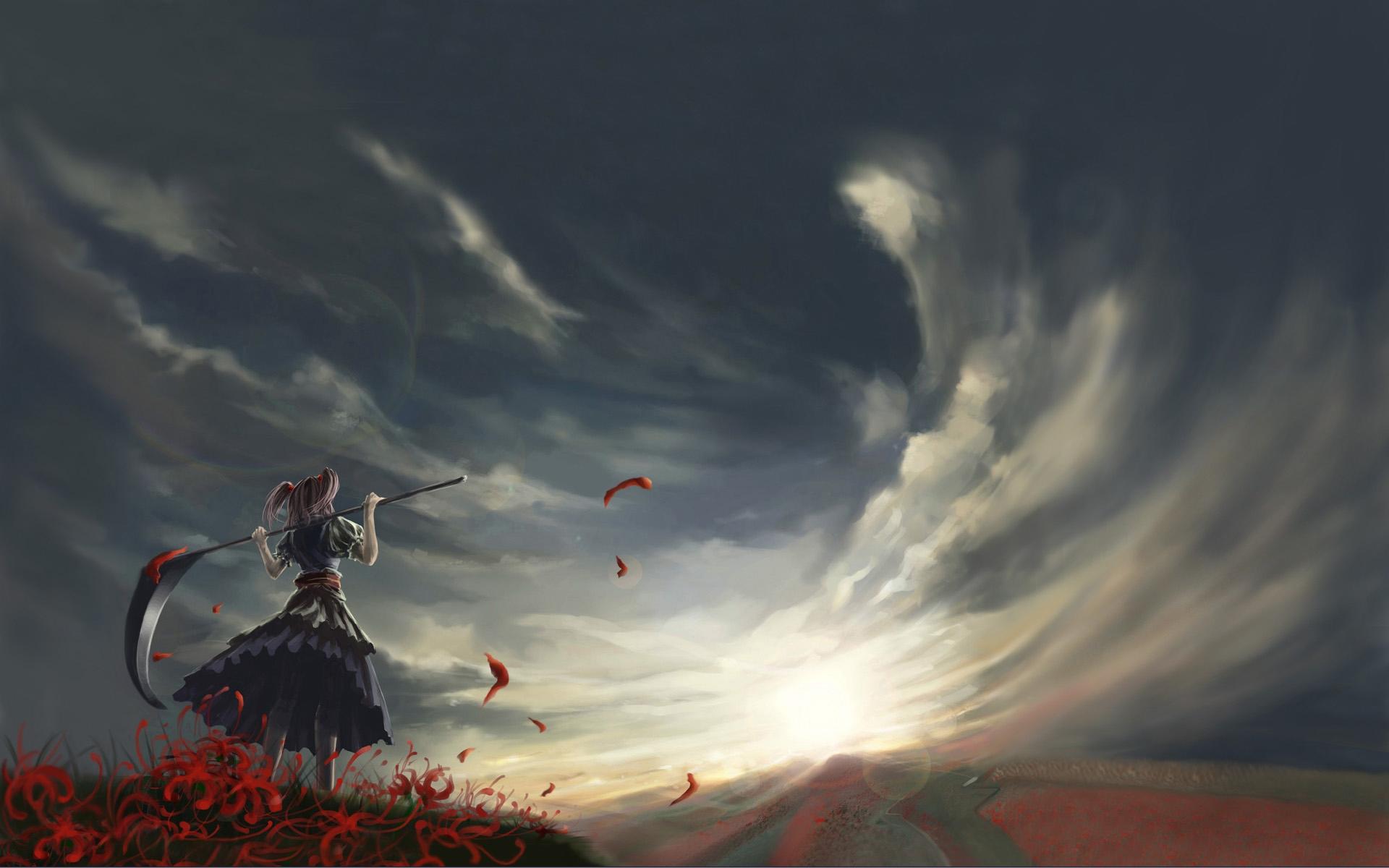 100 Amazing Anime/Manga Digital Art - Anime, wallpaperCoolvibe