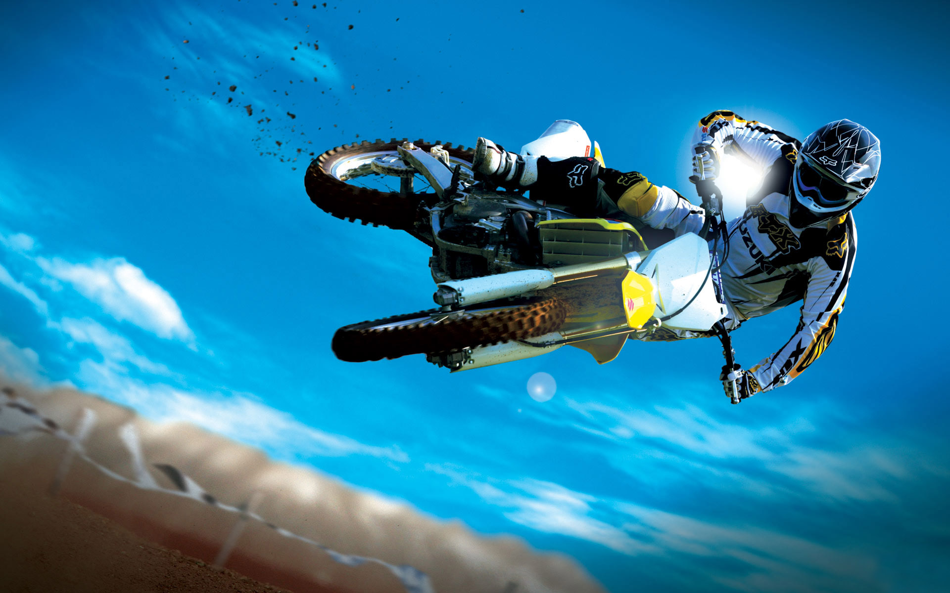Amazing Motocross Bike Stunt Wallpapers | HD Wallpapers