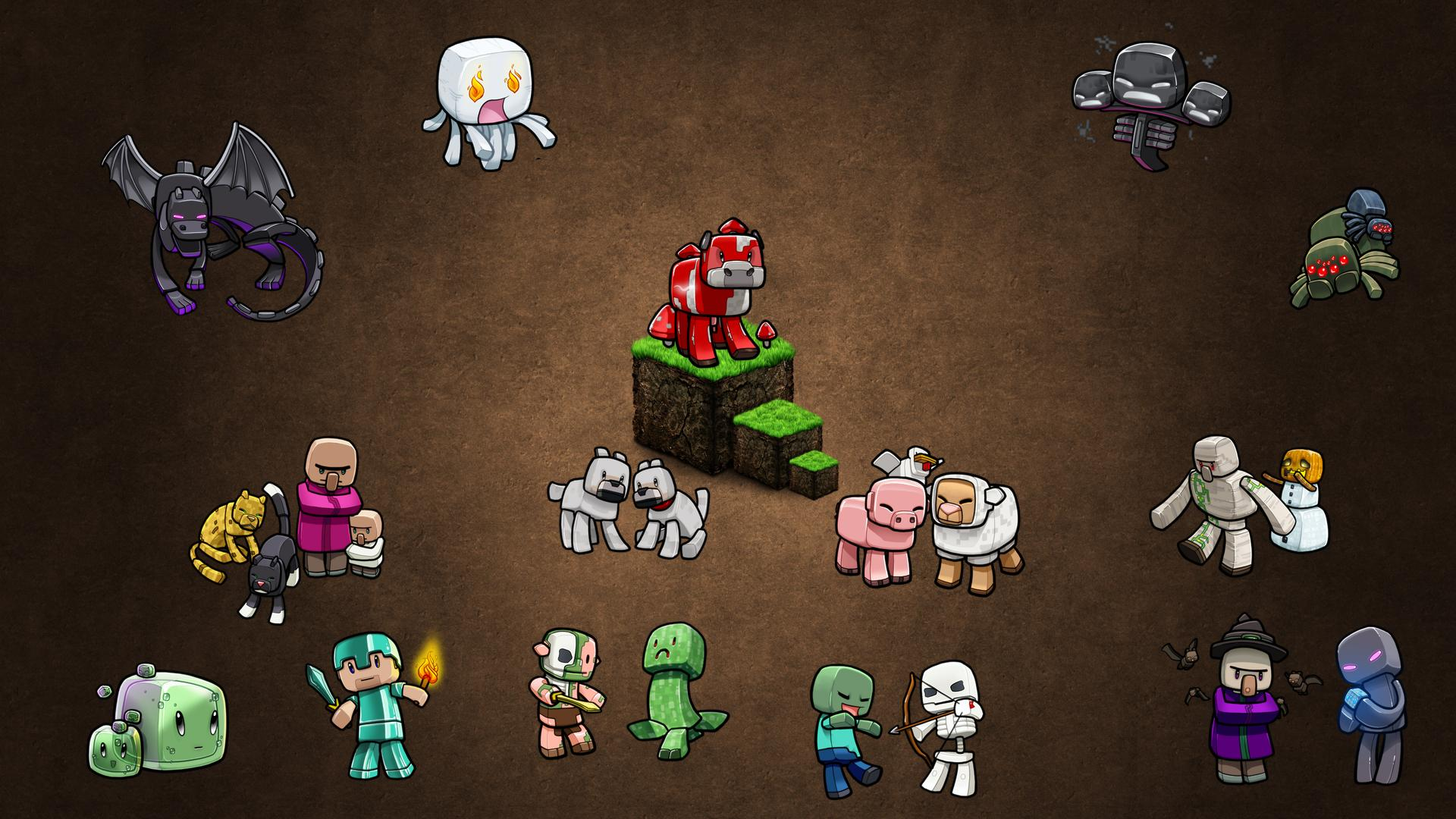 Minecraft Wallpapers   Best Wallpapers
