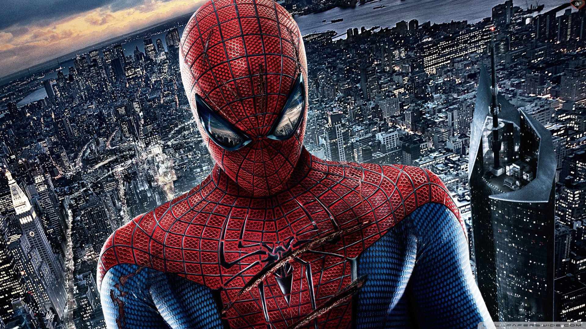 The Amazing Spider Man HD Desktop Wallpaper High Definition Src