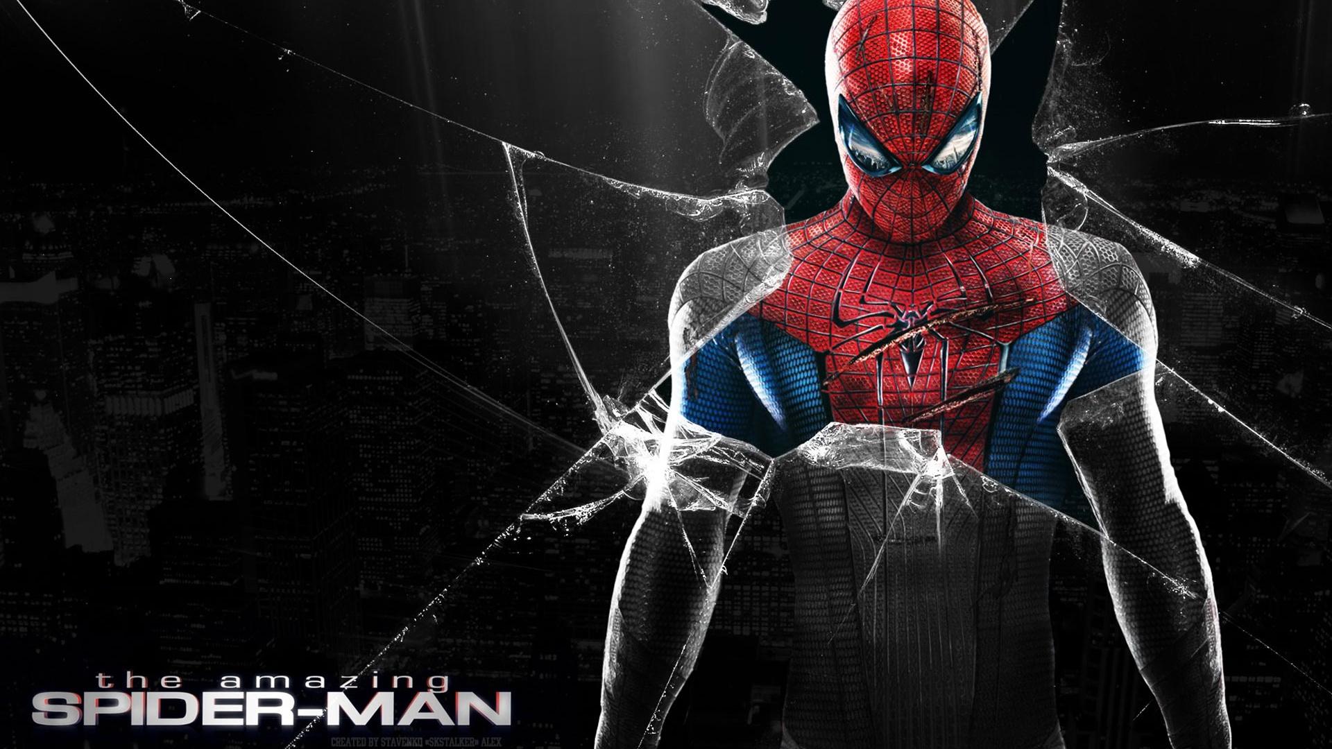 HD Spider Man Desktop Wallpapers, High Quality Spider Man