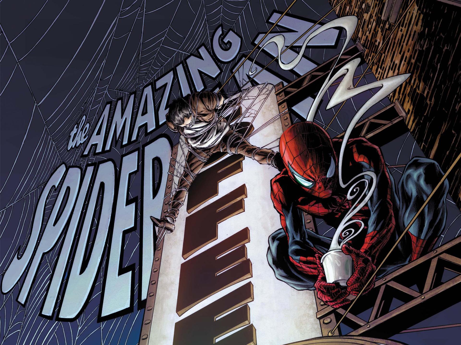 Amazing Spiderman Wallpapers for Desktop - WallpaperSafari