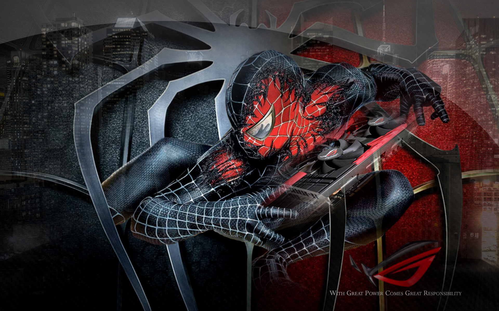 Spiderman Widescreen Wallpapers Group (75+)